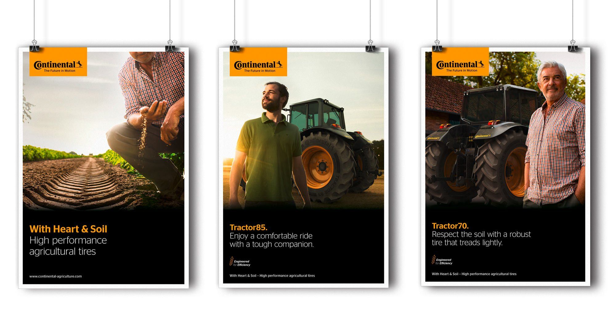 Continental Commercial Specialty Tires – Agricultural Tires Plakate
